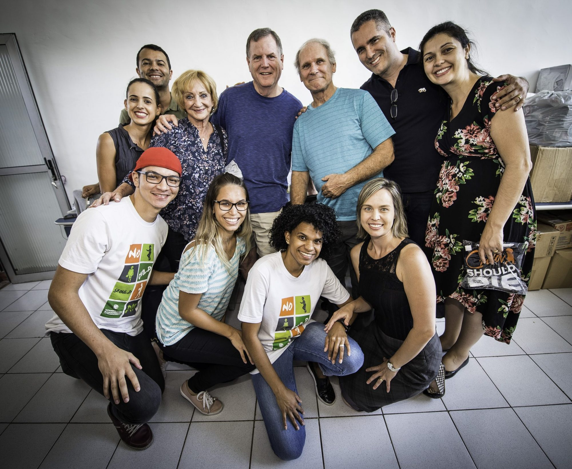 Read about Miriam Frederick's visit to Brazil, the founder of New Life 4 Kids.