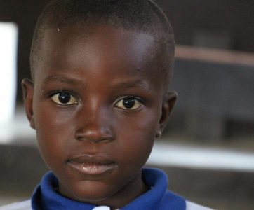 Learn the story of Jean Jerry, the child who dreams of teaching children in the Haitian nation.